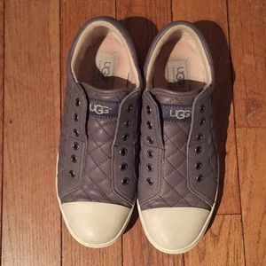 UGG laceless sneakers